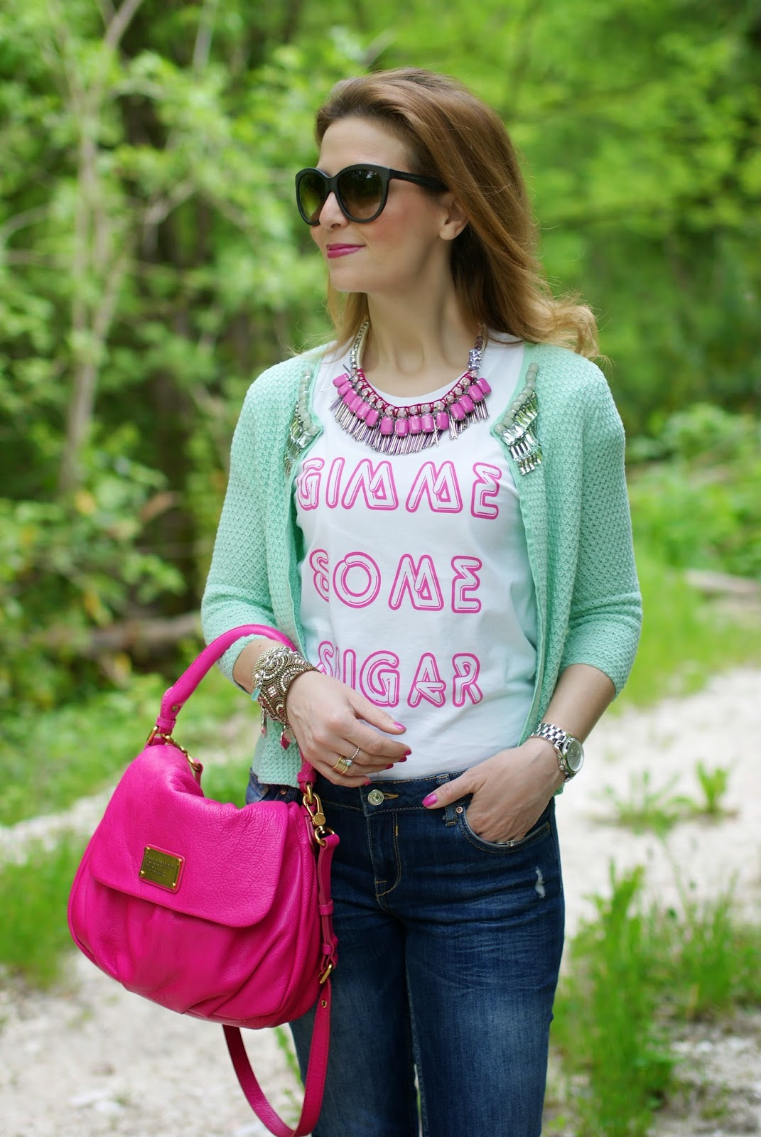 Cake for Breakfast, Sodini necklace, Fashion and Cookies, fashion blogger