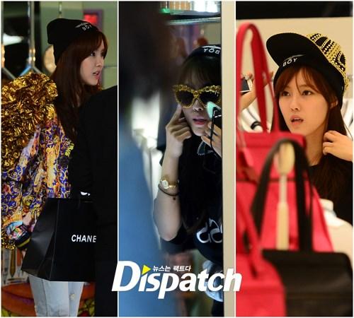 Hyomin Shopping Di Jepang 05