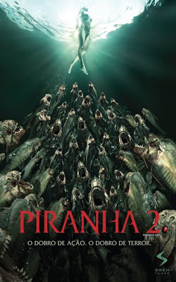 Filme Piranha 2 Dublado AVI BDRip
