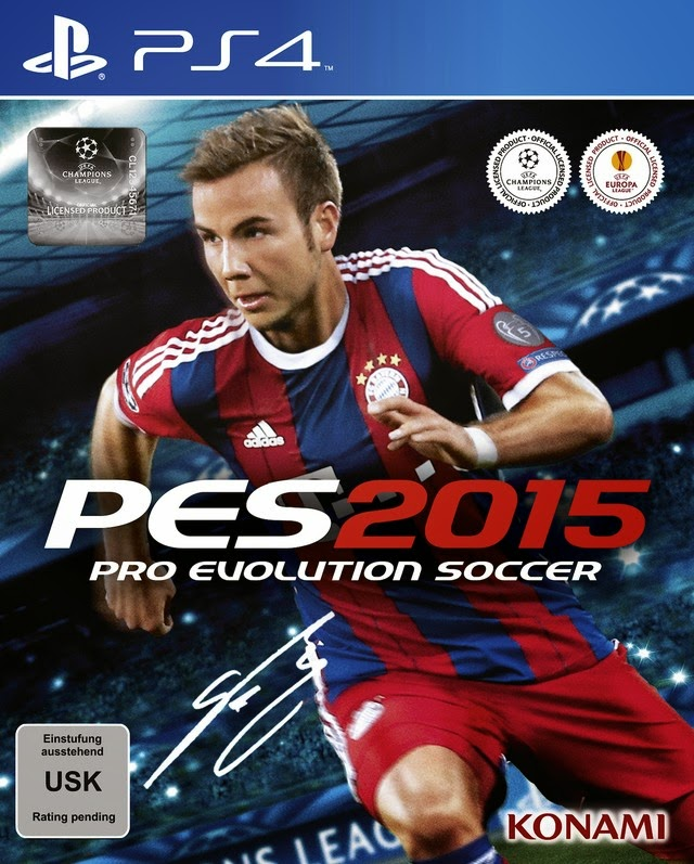 Download PES 2015 full crack tải PES 15 full