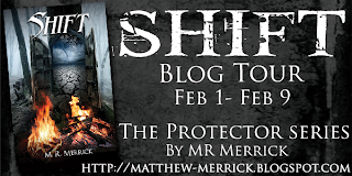 Let The Shift Begin – Blog Tour