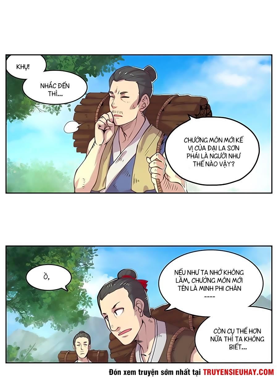 Cuộc sống thoái ẩn của võ lâm chi vương Chapter 1 video - Hamtruyen.vn