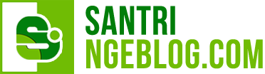 SANTRI NGEBLOG