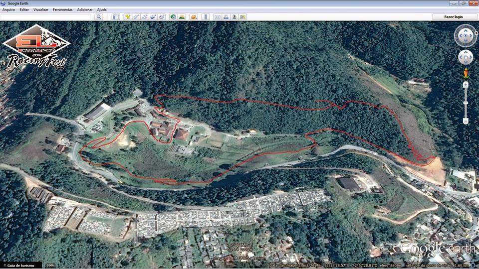 Campus Quinta do Paraíso do UNIFESO Teresópolis sediará prova de ciclismo Cross Country Olímpico