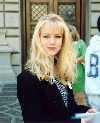 Jennie Garth actriz de television