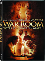 War Room DVD Cover