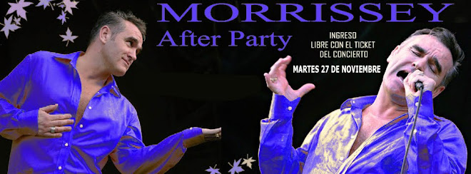 MORRISSEY AFTER PARTY