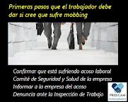 Primeros pasos que el trabajador debe dar si cree que sufre mobbing o acoso laboral