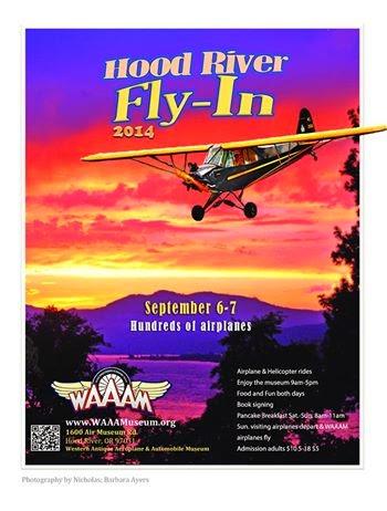 Hood River Fly In