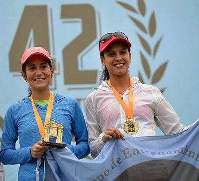 Fondistas uruguayos entrenarán maratón en la altura de México (01a24/sep/2014)
