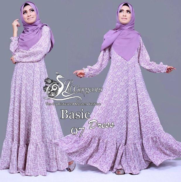 model fashion terbaru pakaian muslim wanita 2015 foto fashion terbaru