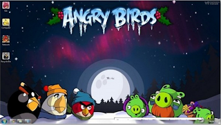 angry birds windows7