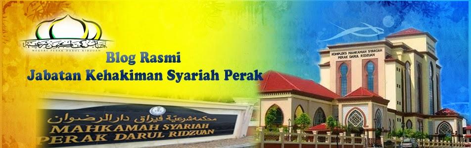 Jabatan Kehakiman Syariah Perak