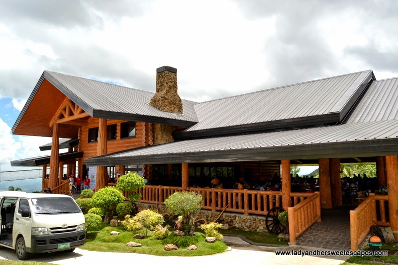 Pavilion in Campuestohan Highland Resort