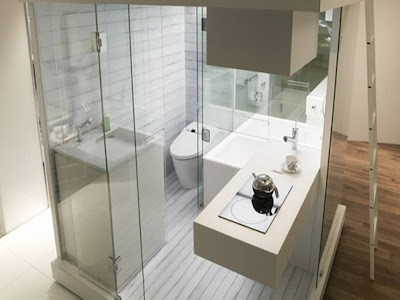 Luxury Small Bathroom Gallery