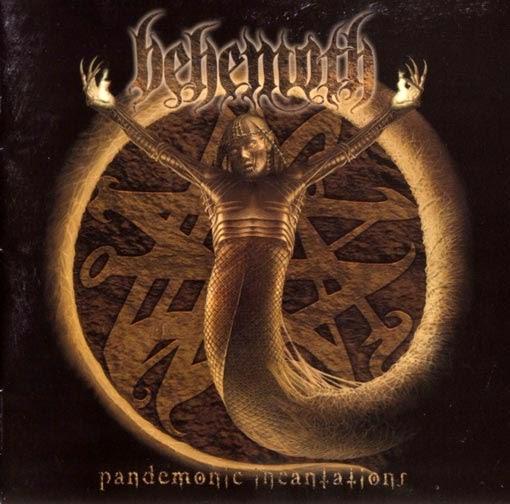 скачать дискографию Behemoth торрент - фото 11