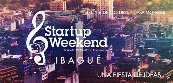 Startup Weekend Ibague