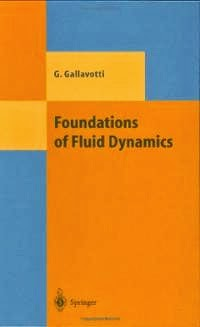 Book: Foundations of Fluid Mechanics by Giovanni Gallavotti