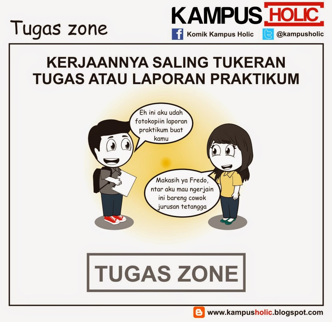 #835 Tugas zone