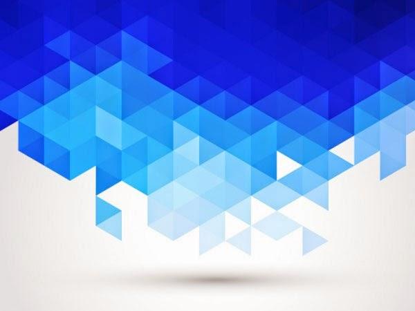 Desain Vector Polygonal Gratis Download Desain Graphix
