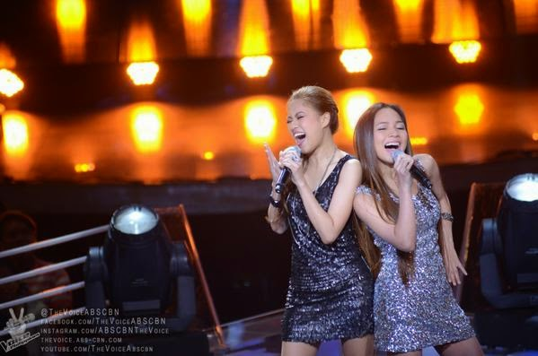 Monique Lualhati wins The Battles vs Shaira Opsimar on 'The Voice PH'