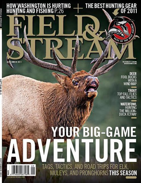 Field & Stream Stage Cover