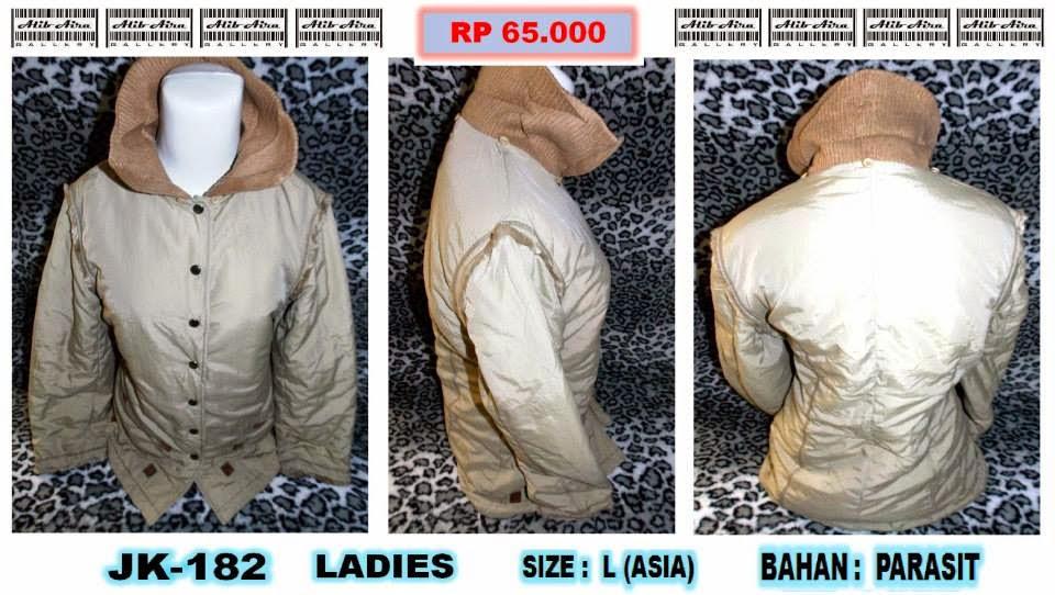 jaket, impor, murah, eks butik, model keren