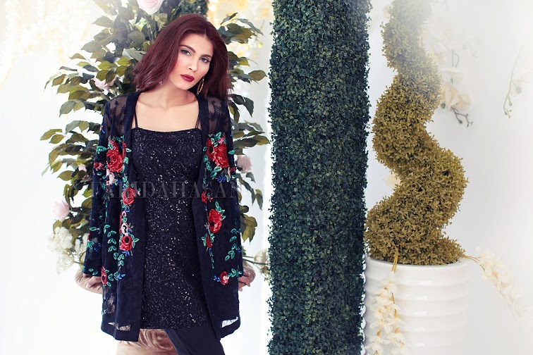 Farida Hasan Formal Wear Collection, Desi Couture, Bridal clothes in Pakistan, formal suit for women, Formal Wear, Pakistani Bride, Pakistan Bridal collection, red alice rao, Embellishment, Pakistan Fashion, Pakistani Fashion Blogger, Fashion Blog, Evening wear in Pakistan