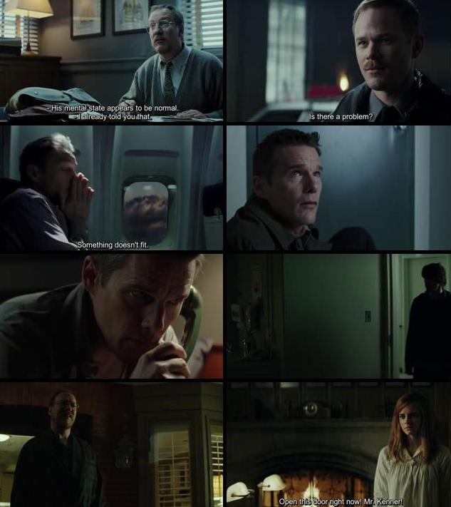 Regression 2015 English 480p BRRip 350mb ESubs