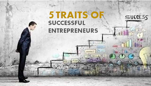5 TRAITS ENTREPRENEUR PICS