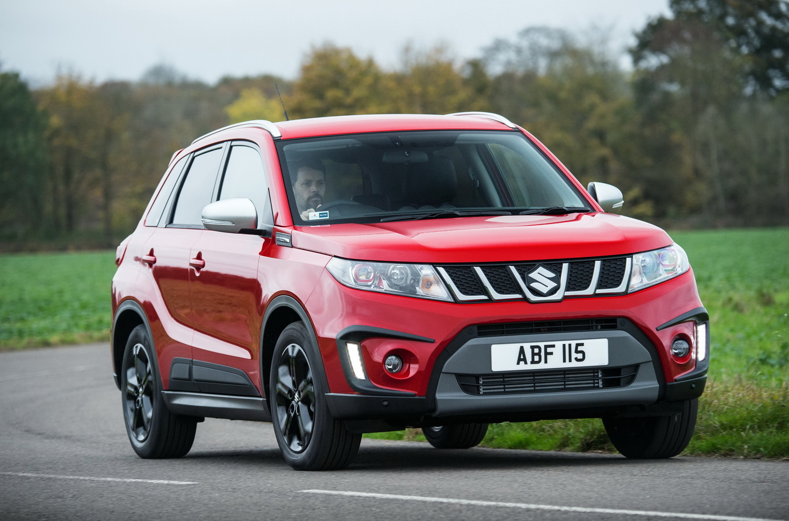 New Suzuki Vitara S Debuts With Turbo on figure 8 race cars