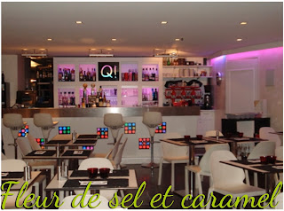 La salle snacking du Quartier latin