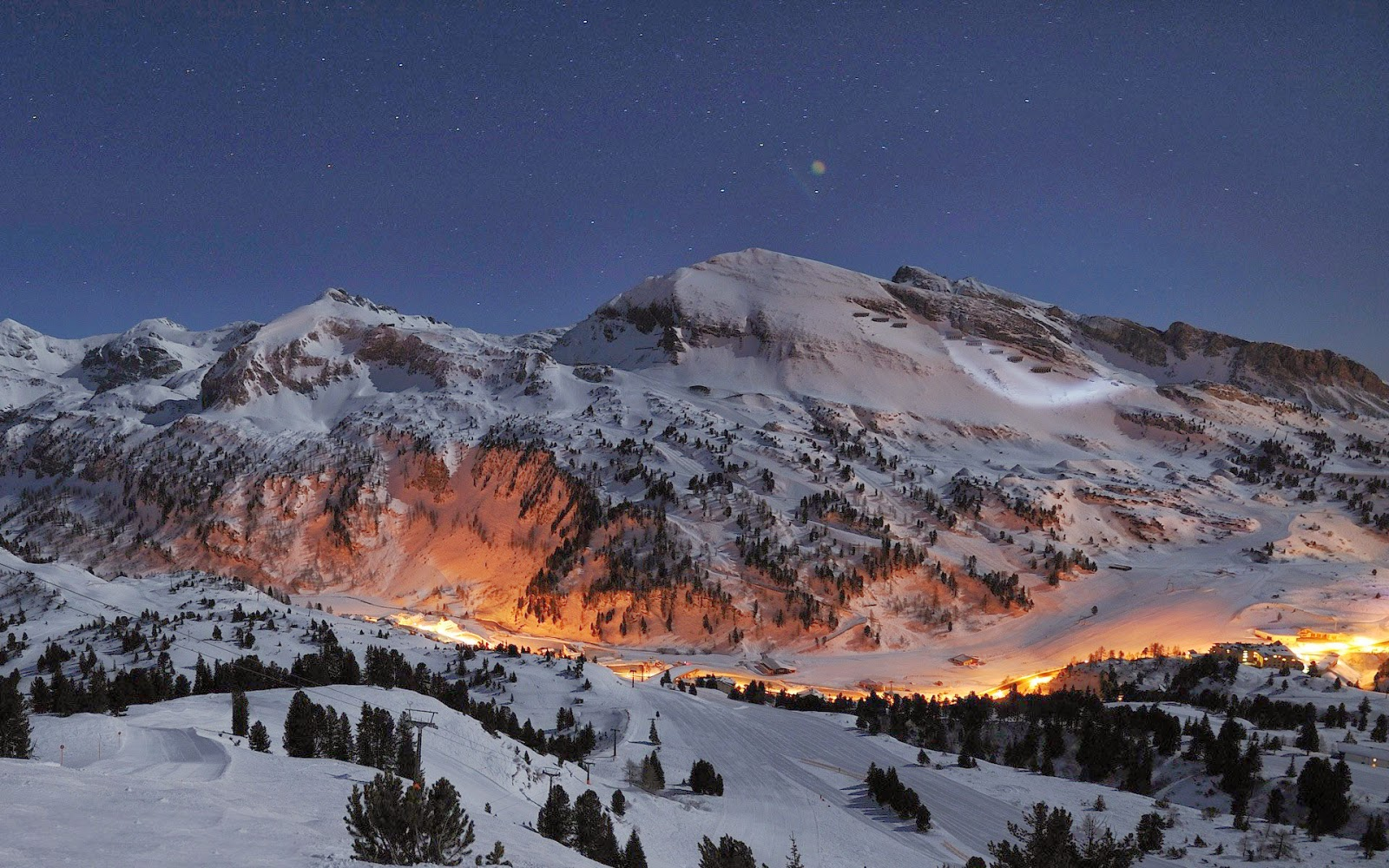snow-night-mountain-images-beautiful-nature-images-wallpapers