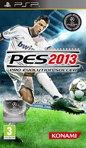Download - Pro Evolution Soccer 2013 - PSP - ISO