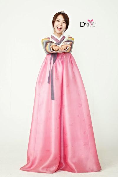 Girl's Day Minah Lunar 2014 Hanbok