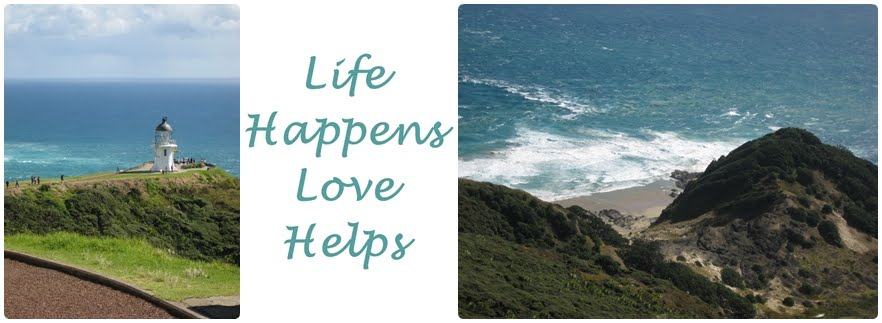 Life happens Love helps