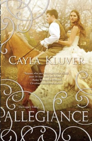 Allegiance book cover