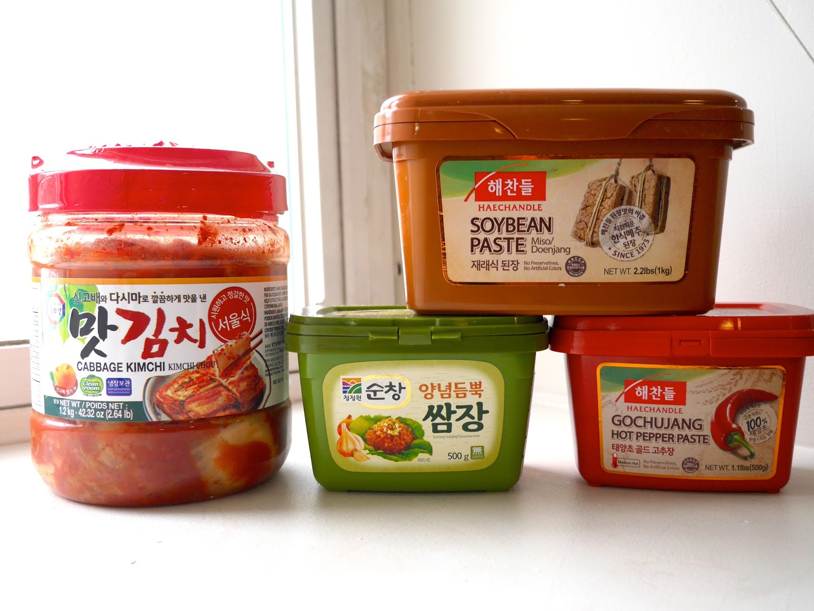 how to make korean miso paste