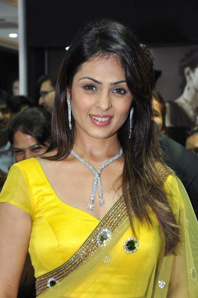 Anjana Sukhani in Karan Raj Lehenga - sareetimes
