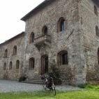 Aprile 2012: il Castello di Corneliano Bertario
