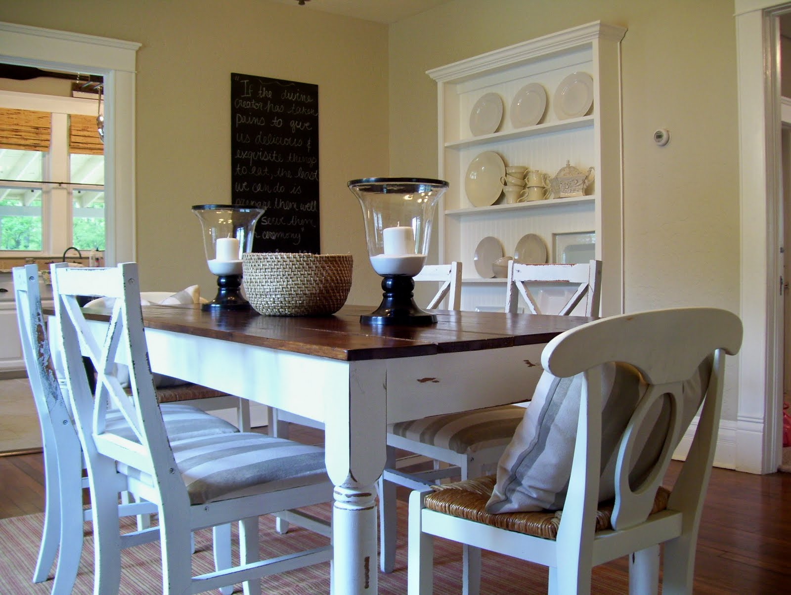 Our vintage home love a dining room redo with special meaning for Dining room definition