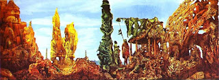 Europe After The Rain by Max Ernst