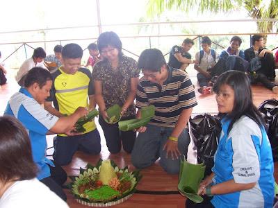 Religiusitas SMA Nusaputera di Gonoharjo