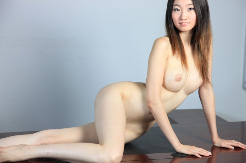 ... : Cute Exotic Chinese babe Xiao Dan小丹 Enjoying Poses in Naked