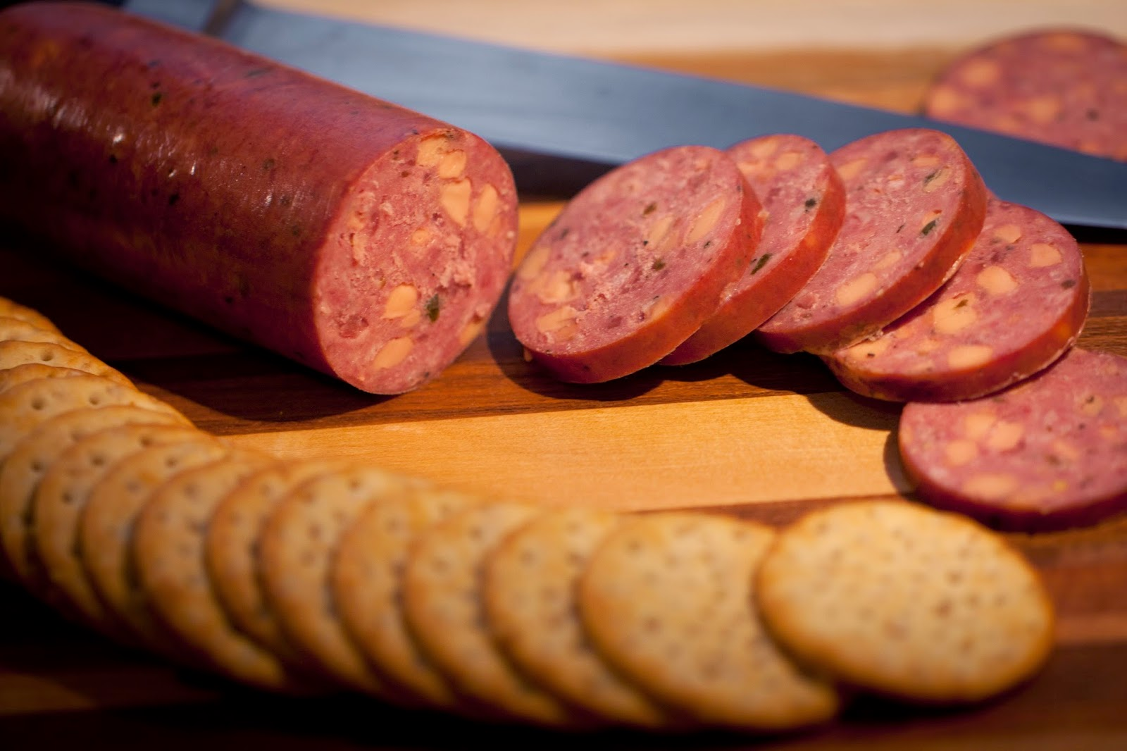 http://www.nebraskabison.com/collections/bison-sausages/products/jalapeno-cheddar-bison-summer-sausage