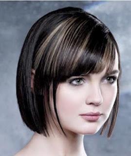 Trend Model Rambut Wanita di Tahun 2013