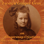 i was a ginger Gem !