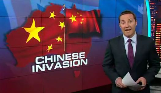 The federalist australia becomes a chinese food colony for Asian cuisine in australia
