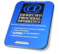 Libro: Derecho Procesal Informtico