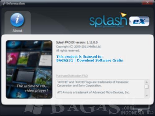 Mirillis Splash Pro EX v1.11 + Serial 3